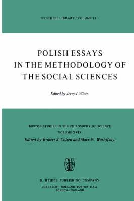 Methodology for the Social Sciences