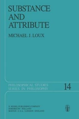 Substance and Attribute