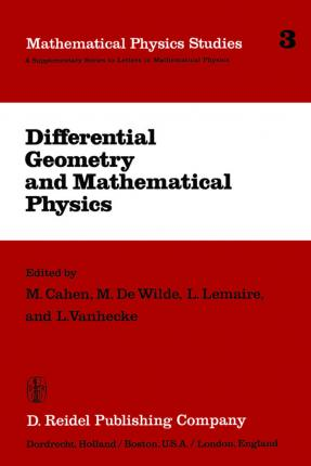 differential geometry and relativity flato m cahen m