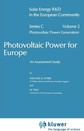 Photovoltaic Power for Europe