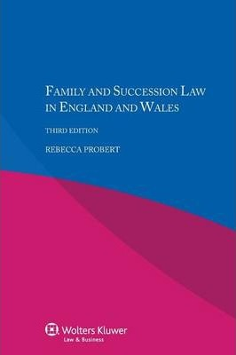 Family and Succession Law in England and Wales