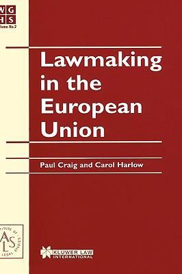 Law Making in the European Union