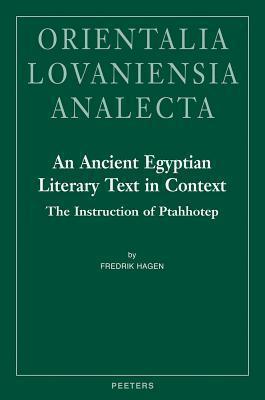 An Ancient Egyptian Literary Text in Context