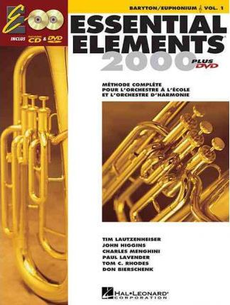 Essential Elements 2000 : Baritone/Euphonium