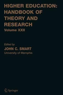 Higher Education: Handbook of Theory and Research: Volume 22