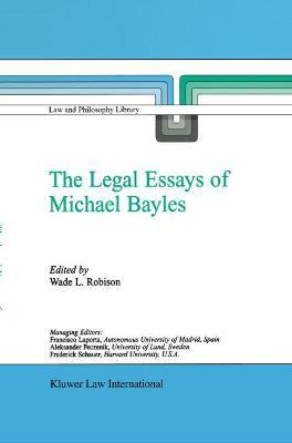 Ukessays  Essays On Leadership And Management also Sovereignty Essay The Legal Essays Of Michael Bayles  Wade L Robison   Educational And Career Goals Essay