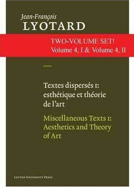 "Miscellaneous Texts : ""Aesthetics and Theory of Art"" and ""Contemporary Artists"""