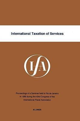 International Taxation of Services