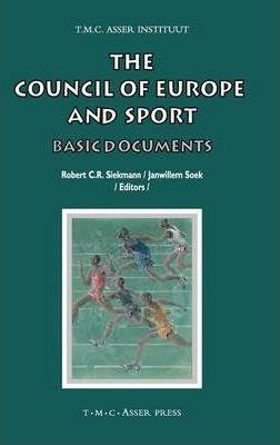 The Council of Europe and Sport
