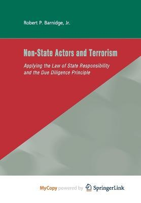 Non-State Actors and Terrorism