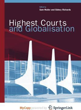 Highest Courts and Globalisation