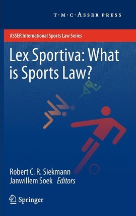 Lex Sportiva: What is Sports Law?