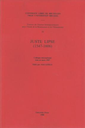 Juste Lipse (1547-1606), Colloque International