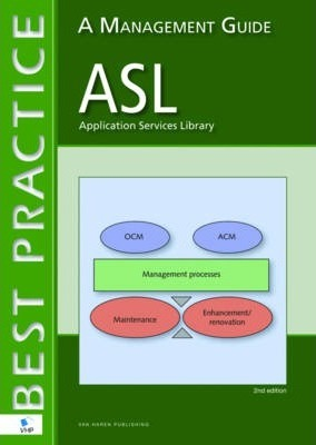ASL, Application Service Library - A Management Guide : Yvette