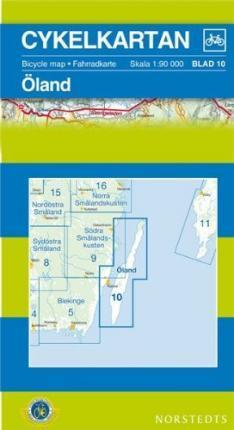 Oland Cycling Map