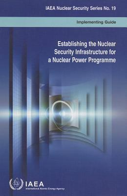 Establishing the nuclear security infrastructure for a nuclear power programme  implementing guide