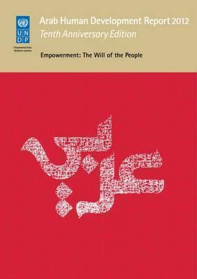 The Arab Human Development Report 2012