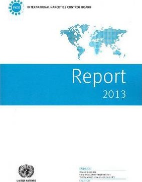 Report of the International Narcotics Control Board for 2013