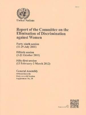 Report of the Committee on the Elimination of Discrimination against Women