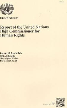 Report of the United Nations High Commissioner for Human Rights