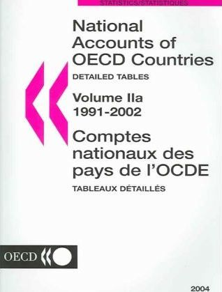 National Accounts of OECD Countries v.2  Detailed Tables 1991-2002