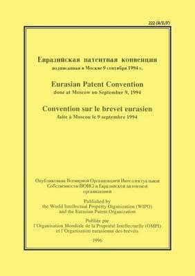 Eurasian Patent Convention (Eapo)