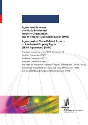 Agreement Between The World Intellectual Property Organization And