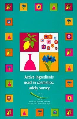 Active Ingredients Used in Cosmetics : Council of Europe