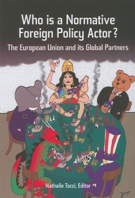 Who Is a Normative Foreign Policy Actor?