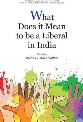 what does it mean to be a liberal in india ronald meinardus