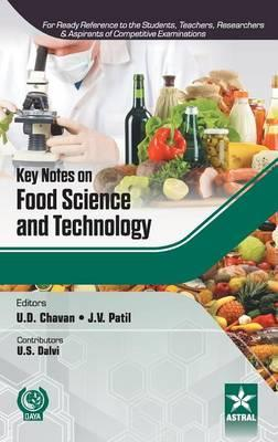 Key Notes On Food Science And Technology U D Chavan 9789351307044