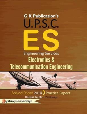 Guide for Upsc Es Electronics & Telecommunication Engg.