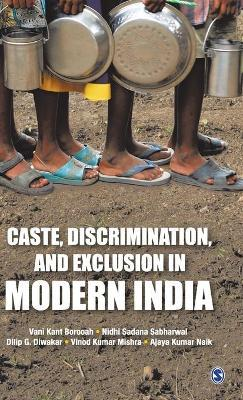 Caste, Discrimination, and Exclusion in Modern India : Vani