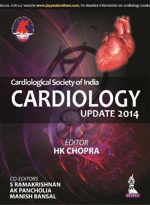 Cardiological Society Of India Cardiology Update 2014 H K