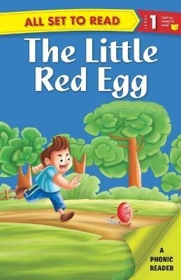 All Set To Read The Little Red Egg level 1