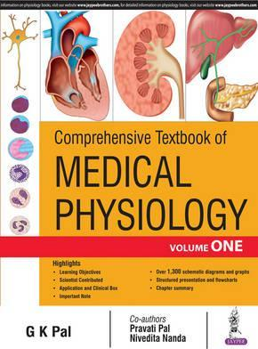 Comprehensive Textbook of Medical Physiology : G  K  Pal
