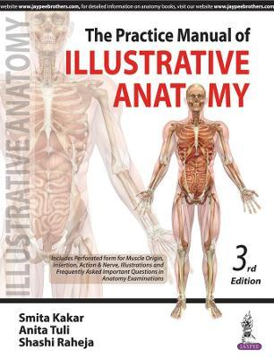 The practice manual of illustrative anatomy anita tuli 9789386150516 ccuart Image collections