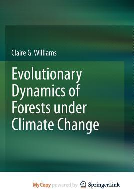 Evolutionary Dynamics of Forests Under Climate Change