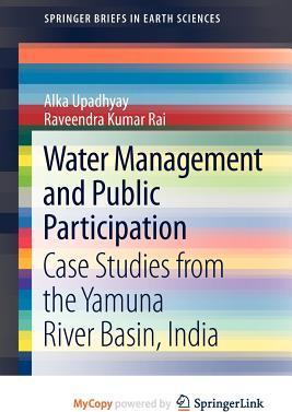 Water Management and Public Participation