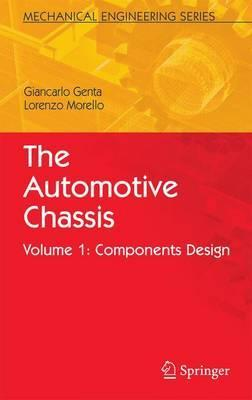 The Automotive Chassis: Components Design Volume 1