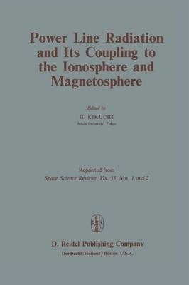 Power Line Radiation and Its Coupling to the Ionosphere and Magnetosphere