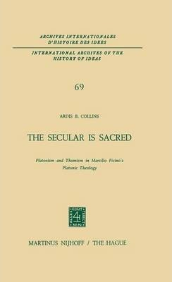 The Secular is Sacred