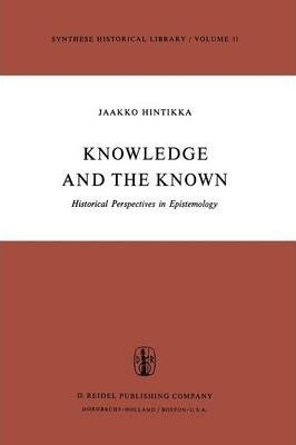 Knowledge and the Known