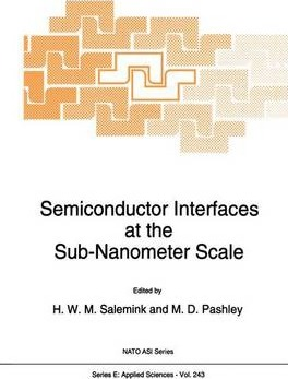 Semiconductor Interfaces at the Sub-Nanometer Scale