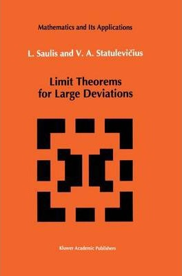 Limit Theorems for Large Deviations