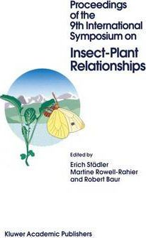 international symposium on insect plant relationships dating