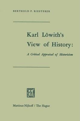 Karl Lowith's View of History