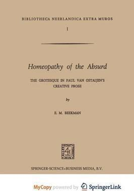 Homeopathy of the Absurd