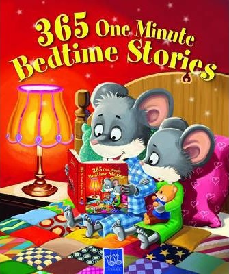 365 One-Minute Animal Bedtime Stories