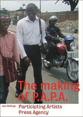 Lino Hellings - the Making of Papa Participating Artists' Press Agency